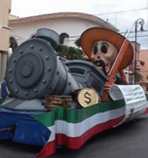 Desfile de Calaveras